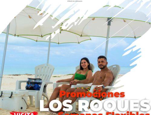 Promoción Viaje a Los Roques Octubre